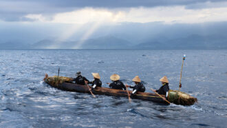 Ancient humans may have deliberately voyaged to Japan's Ryukyu Islands