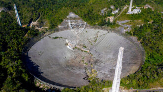 Why losing Arecibo is a big deal for astronomy