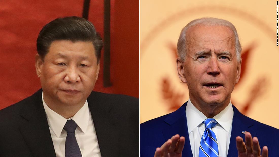 Opinion: How Joe Biden should confront China