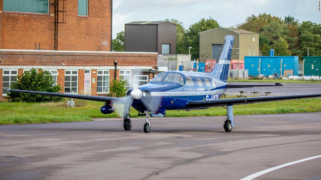Bill Gates, Amazon and British Airways are backing a hydrogen plane startup