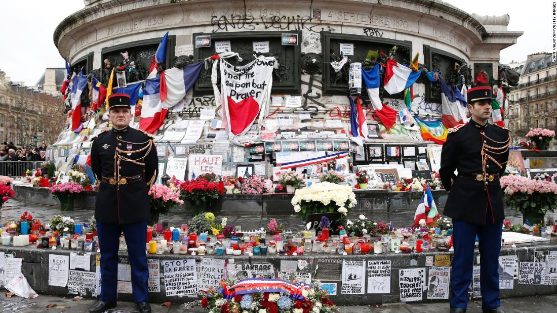 Guilty verdicts in Charlie Hebdo terror trial