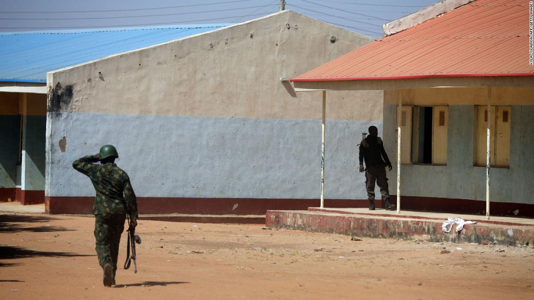 344 kidnapped Nigerian boys freed, says state official