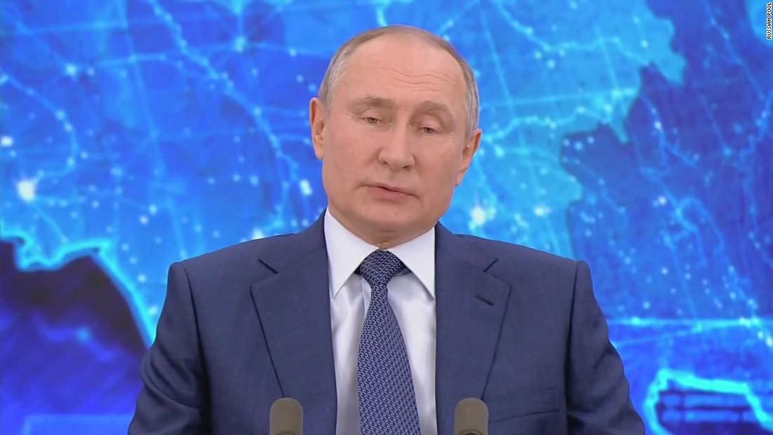 Putin responds to CNN investigation, does not deny Navalny was tracked