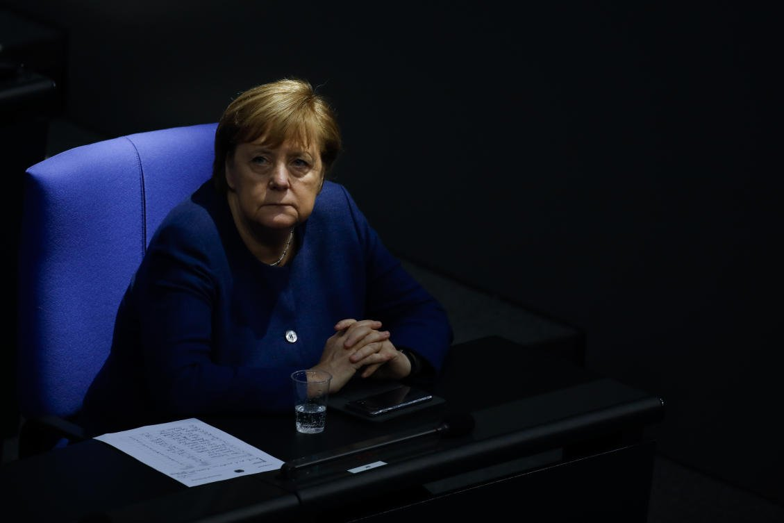 Angela Merkel says there is 'still a chance' for Brexit accord