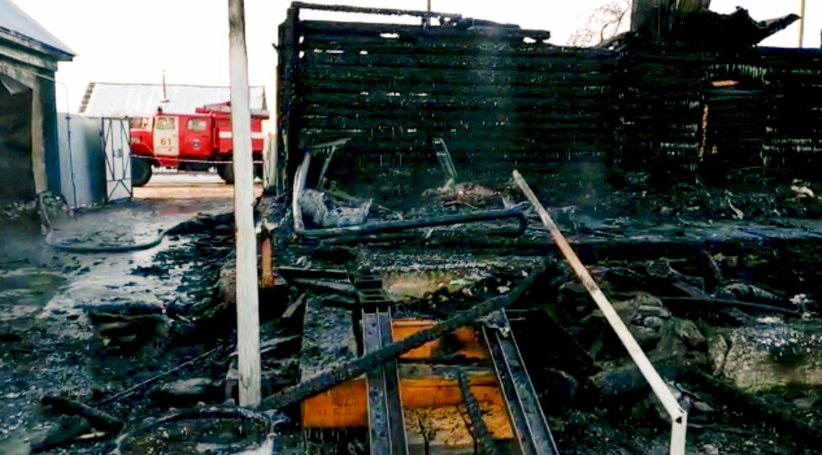 Fire at Russian retirement home kills 11