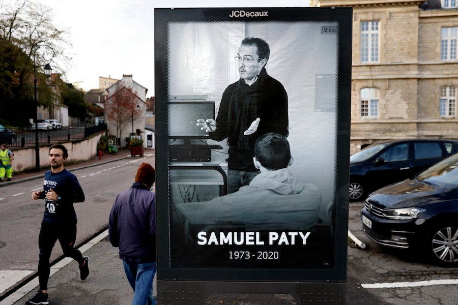 Alleged Qatari expert 'does not rule out' French intelligence role in Samuel Paty murder
