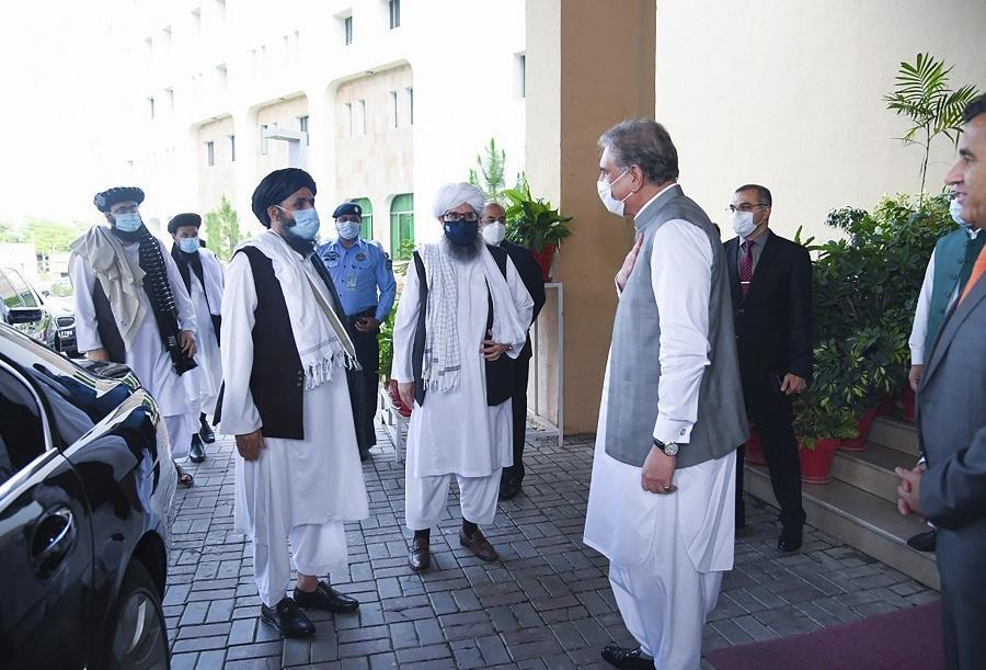 Taliban team in Pakistan as calls grow for Afghan ceasefire