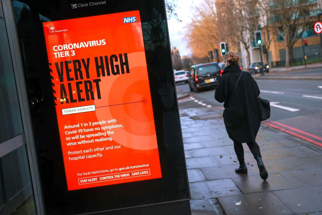 UK still plans to ease coronavirus restrictions on holiday gatherings