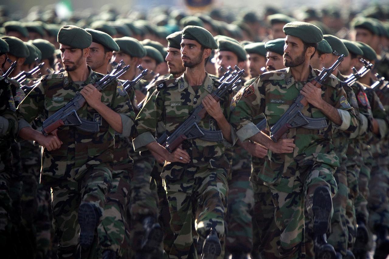MPs urge UK to designate Iran's IRGC a terrorist group