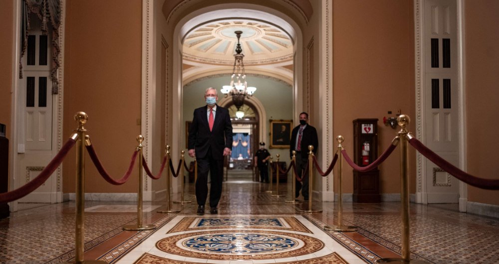 House passes $900 billion COVID relief, catchall measure