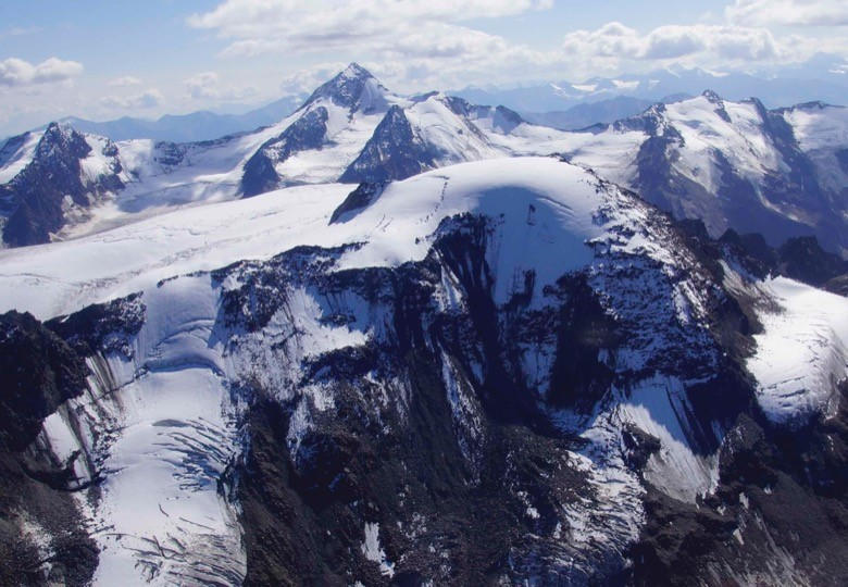 Ötzi the Iceman may have scaled ice-free Alps