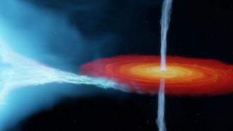 The first black hole ever discovered is more massive than previously thought