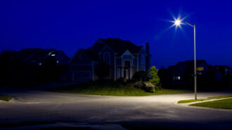 Dim lighting may raise the risk of a West Nile virus exposure