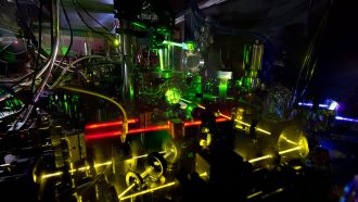 Atomic clocks take a step toward redefining the second