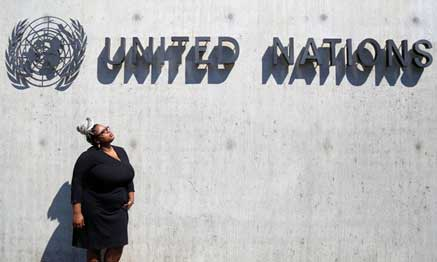 <em>International Womens Day, 2021</em><br>Feminist Leadership at the United Nations -- Gender Equality Within & Without