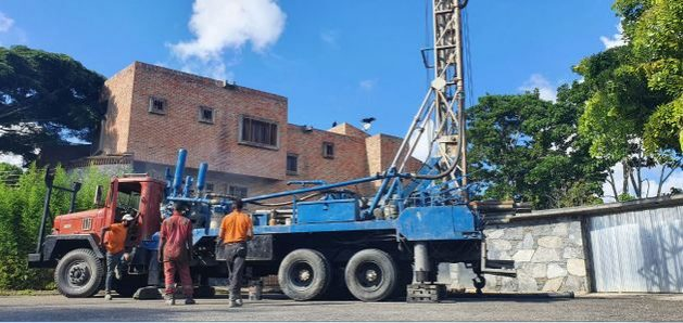 Drilling Wells to Alleviate the Water Shortage in the Venezuelan Capital