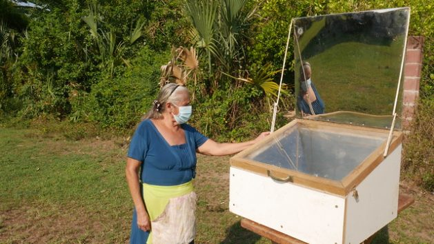 Ecological Cookstoves Help Preserve El Salvador's Coastal Mangroves