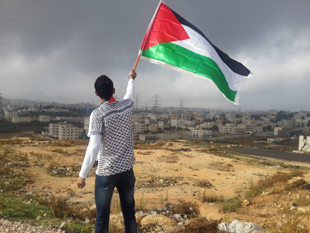 Palestinians are Suffering from Hunger, Poverty, Conflict & a Global Pandemic