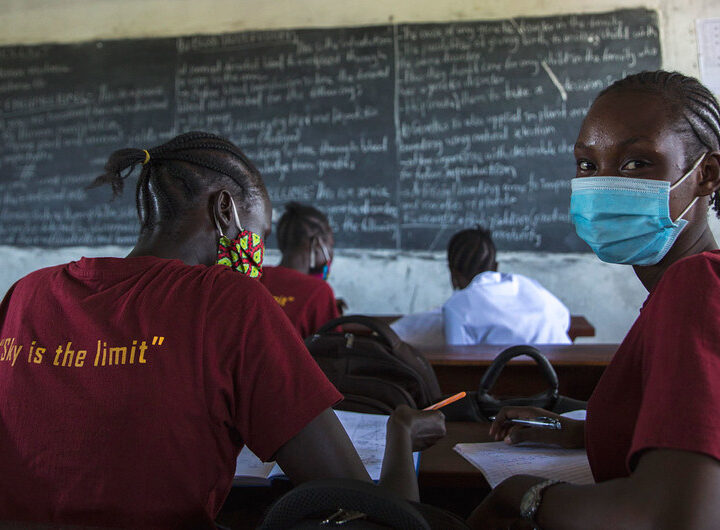 Joy in South Sudan, as schools reopen after 14-month COVID lockdown