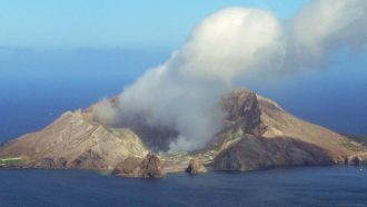 A satellite's view of a deadly 2019 eruption could improve volcano monitoring