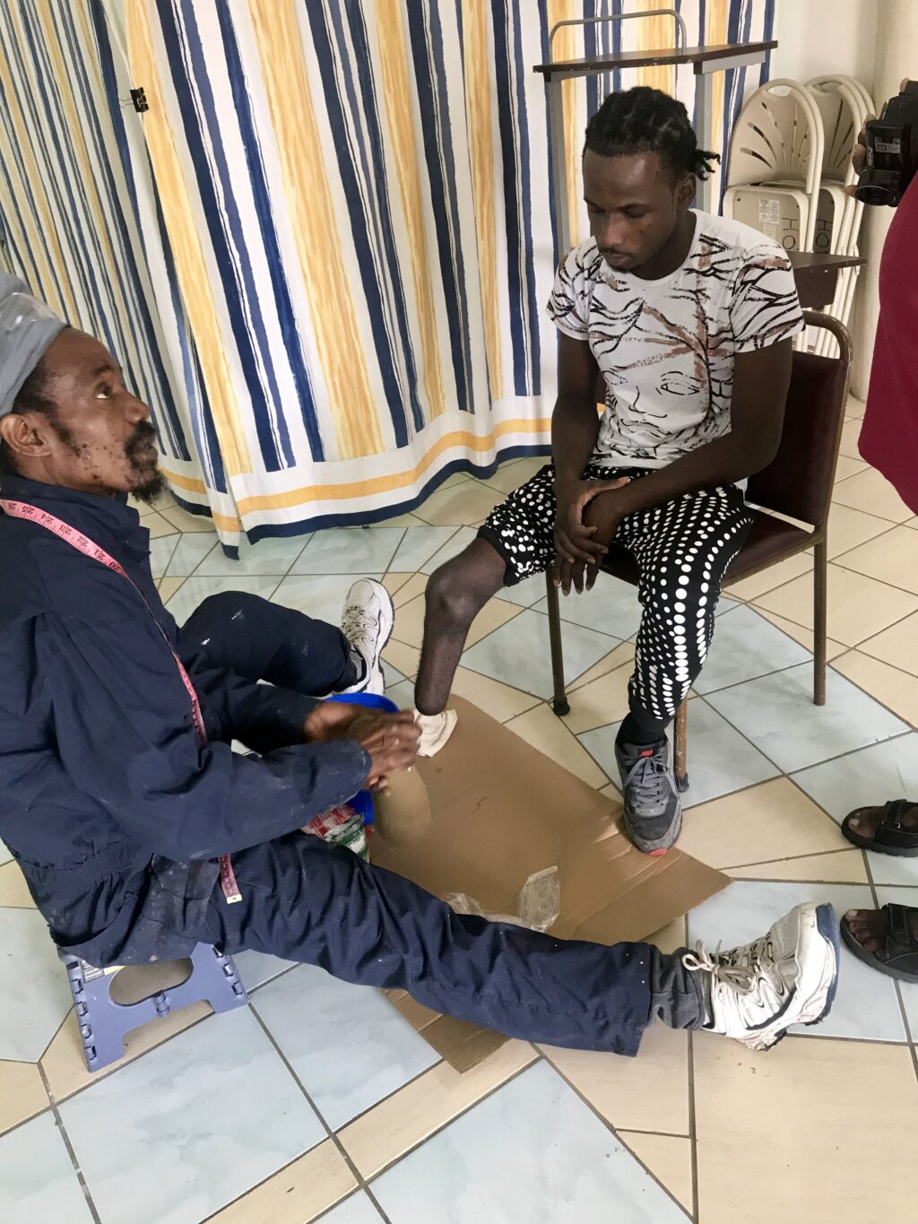For People with Disabilities, COVID-19 Lays Bare the Weaknesses in Social Safety Nets