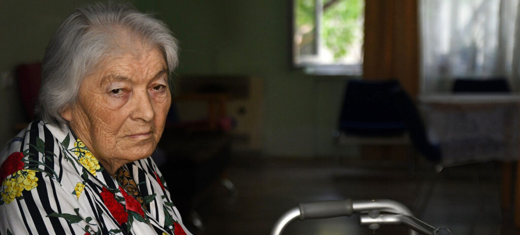 Violence against elderly has risen during COVID, UN expert warns