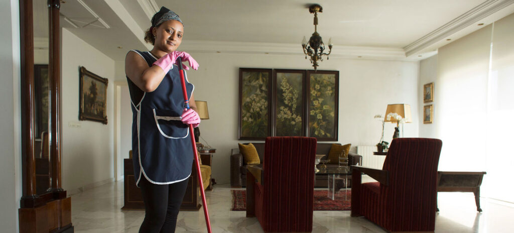 Domestic workers among hardest hit by COVID crisis, says UN labour agency
