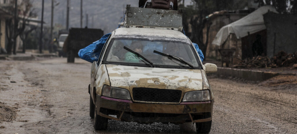 UN strongly condemns 'appalling' attack on Syrian hospital