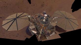 Marsquakes reveal the Red Planet boasts a liquid core half its diameter
