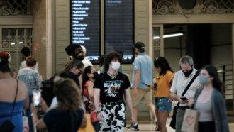 Why the CDC says it's crucial to start wearing masks indoors again
