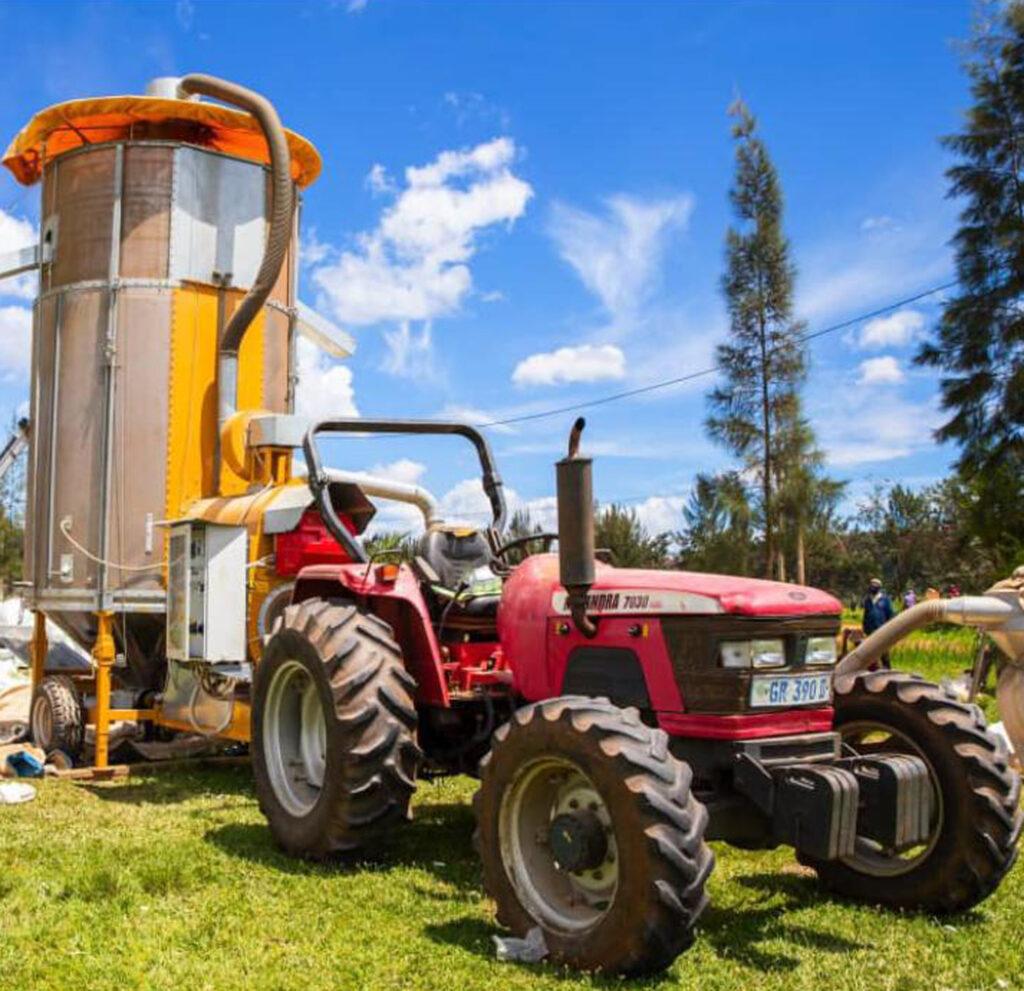 Rwandan Farmers Pin Hopes on New Tech to Tackle Food Losses