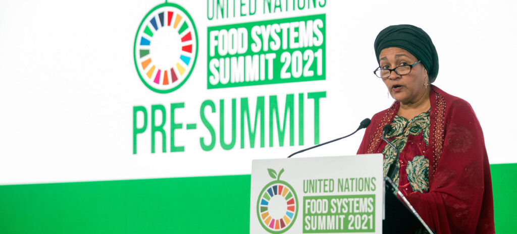 Together, we must tackle growing hunger, urges Guterres