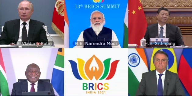 BRICS Puts on Annual Show of Unity