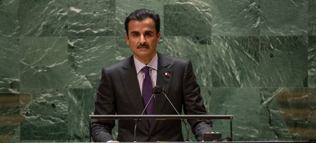 On Afghanistan, Qatar calls for separating aid from political differences