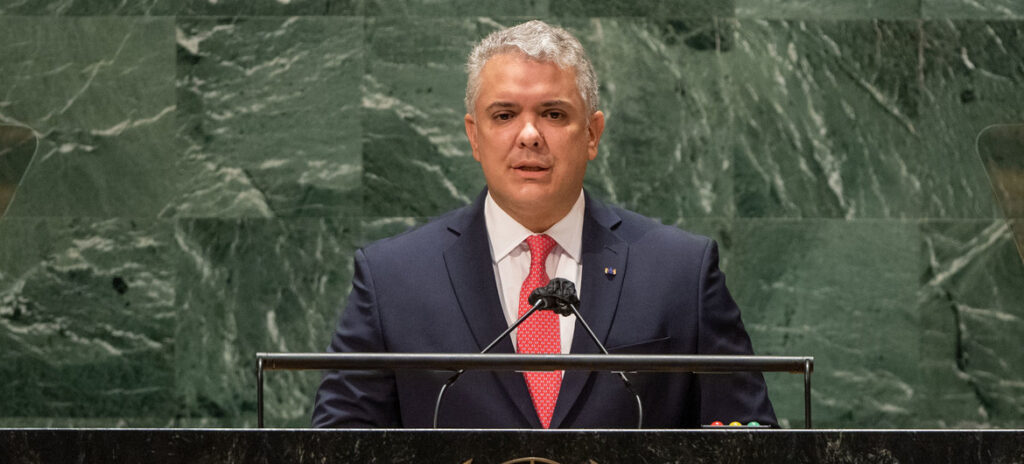Colombia calls for global financial consensus to avert COVID debt crisis