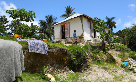 FROM THE FIELD: Haiti's gruelling post-quake road to recovery
