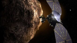 5 cool things to know about NASA's Lucy mission to the Trojan asteroids